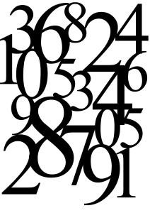 Resume-Numbers