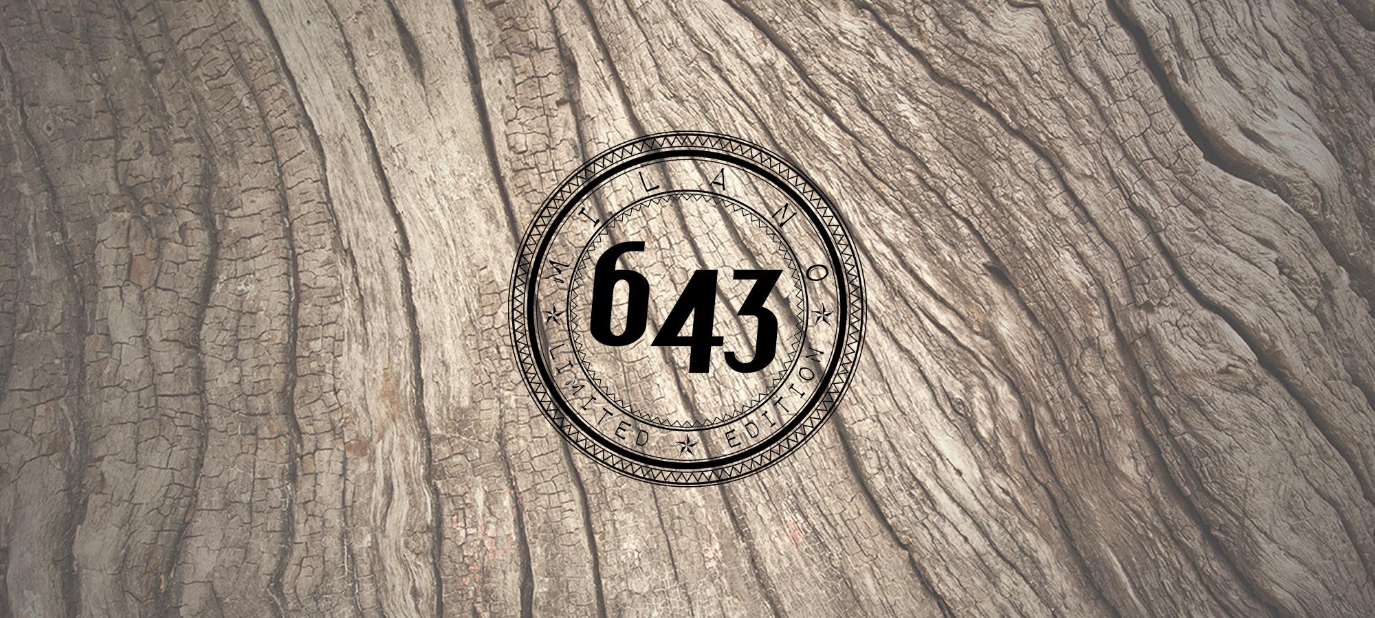 MILANO 643 logo